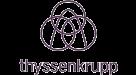 Logo des Kunden Thyssen Krupp